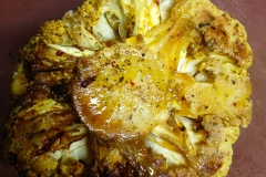 Hodge & Huggett Roasted Cauliflower