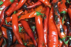 Chargrilled Chillies